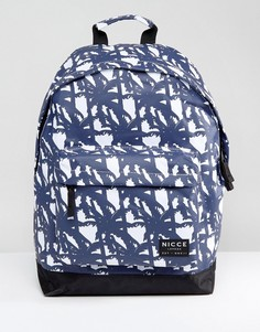 Темно-синий рюкзак Nicce Tropi - Темно-синий