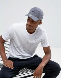 Серая кепка Nike Jordan H86 847143-021 - Серый