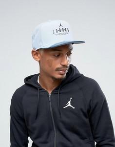 Синяя бейсболка Nike Jordan Modern Heritage 834893-401 - Синий