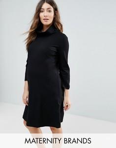 Платье-туника Isabella Oliver Marlow - Черный