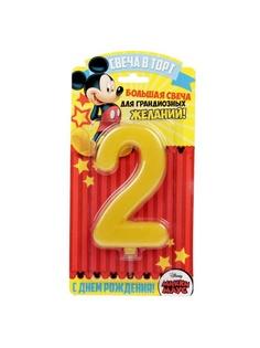 Свечи дл торта Disney