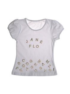 Футболка Jane Flo