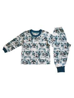 Пижамы ПАНДА дети