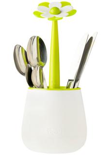 Сушилка для посуды и столовых приборов с крышкой FLOR VIGAR