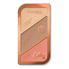 RIMMEL Палетка для лица Kate Face Sculpting № 003 Dark