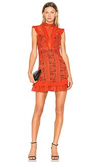 Платье со сборками sienna - Three Floor