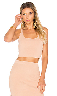 Knitted crop top - MINKPINK
