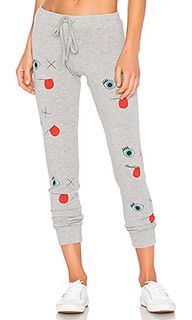 Классические спортивные брюки kizzy smile please - Lauren Moshi