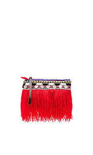 Indie beaded pouch - Elliot Mann