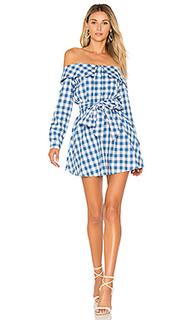 Мини платье на пуговицах jann - LAcademie