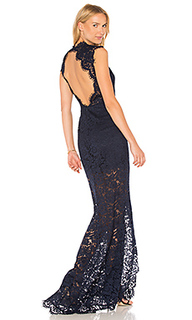 Платье estelle - RACHEL ZOE