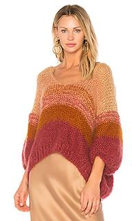 Трикотажный свитер maika - Mes Demoiselles