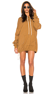 Luca hoodie dress - Project Social T
