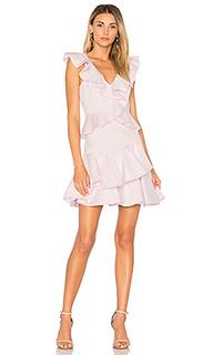 Платье со сборками - Rebecca Taylor