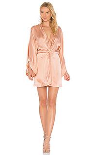Шелковое платье eden - Acler