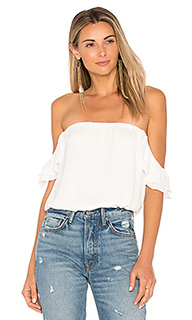 Ruffle off shoulder top - krisa