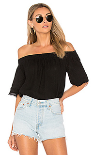 Linen off shoulder top - krisa