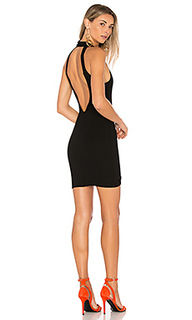 Gracia halter bodycon dress - by the way.
