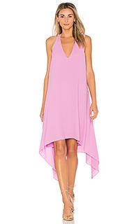 Платье с драпировкой - BCBGMAXAZRIA