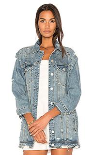 Состаренная джинсовая куртка - BLANKNYC [Blanknyc]