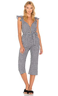 Gingham jumpsuit - For Love & Lemons