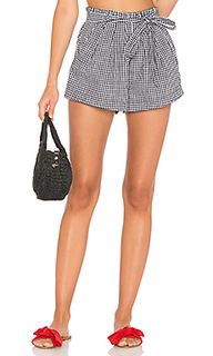 Gingham short - For Love & Lemons