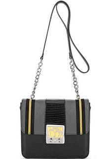 Маленькая сумка с откидным клапаном Braccialini