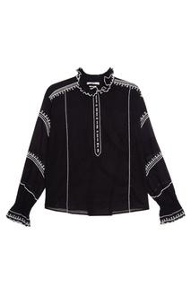 Хлопковая блузка Louna Isabel Marant Etoile