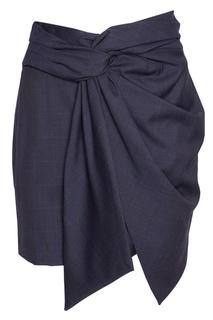 Шерстяная юбка Nima Isabel Marant Etoile