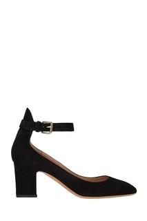 Замшевые туфли Valentino