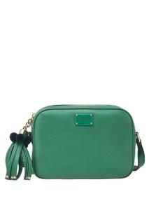 Кожаная сумка Glam Dolce & Gabbana