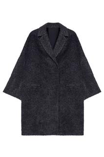 Шерстяное пальто Brunello Cucinelli