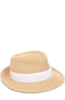 Шляпа с лентой Eric Javits
