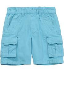 Шорты из денима с накладными карманами Marc Jacobs