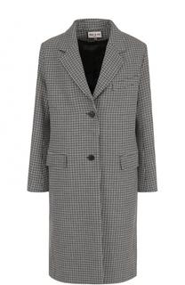 Пальто прямого кроя на двух пуговицах Paul&Joe Paul&Joe