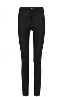 Однотонные джинсы прямого кроя Victoria by Victoria Beckham