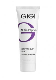 Маска для лица очищающая Gigi