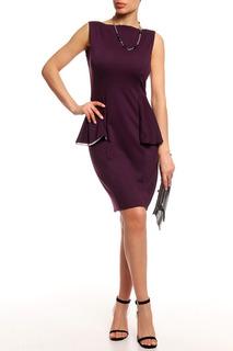 Платье с баской Alina Assi