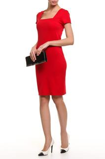 Платье с квадратным вырезом Alina Assi