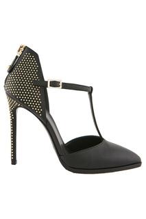 high heels sandals Grey Mer