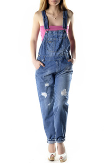 Overall Sexy Woman
