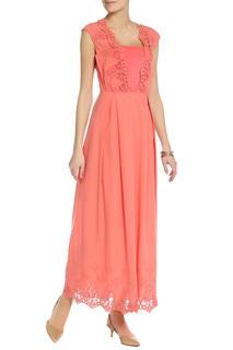 Платье с гипюром Alina Assi