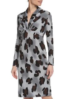 Платье Луч с принтом Alina Assi