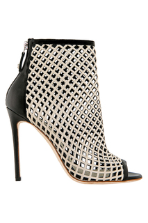 ankle boots Grey Mer