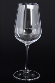 Бокалы для вина 360 мл 6 шт. Crystalite Bohemia