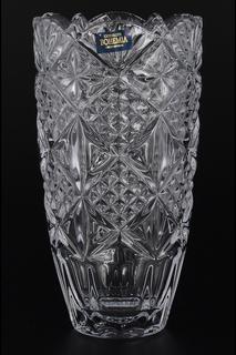 Ваза для цветов 20 см Crystalite Bohemia