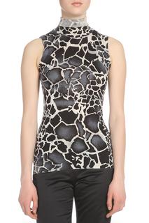 Водолазка без рукавов Versace Jeans Couture