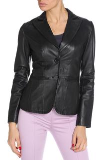 Кожаный пиджак Phard