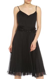 Платье плиссе Versace