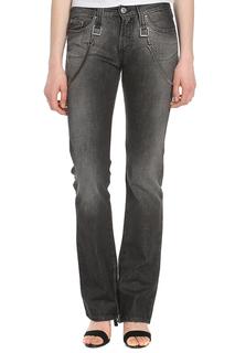 Джинсы с цепями Versace Jeans Couture